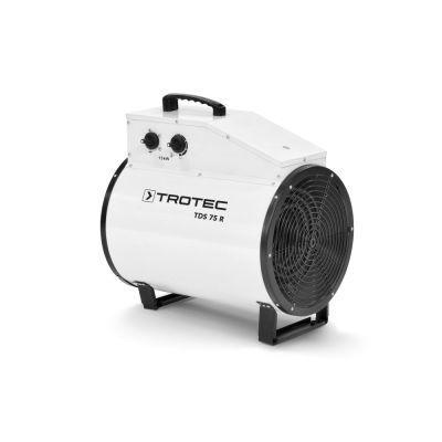 TDS 75 R Elektromos fűtőkészülék Mutatás a Trotec Webshopban
